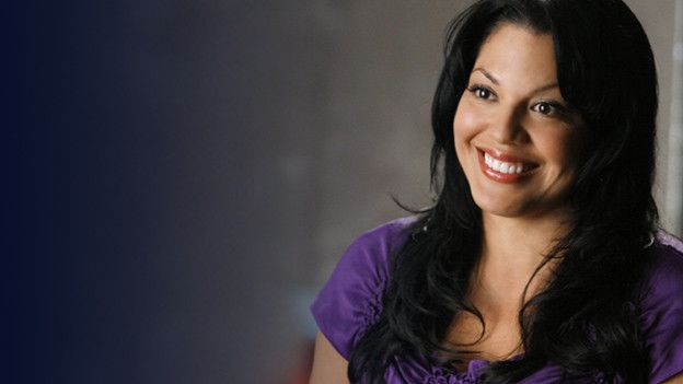 Callie Torres  Played by Sara Ramirez    POSITION:  Attending (Ortho)    STRENGTHS:  Driven; determined; outgoing.    WEAKNESSES:  Defensive; impulsive