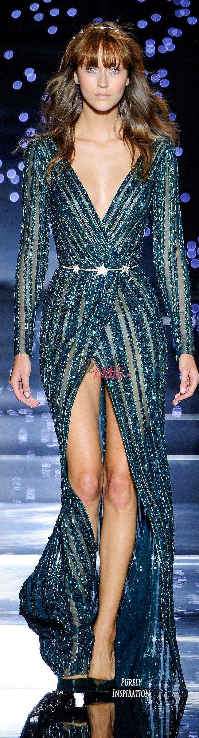 Parlak ve Büyüleyici Elbise Modelleri