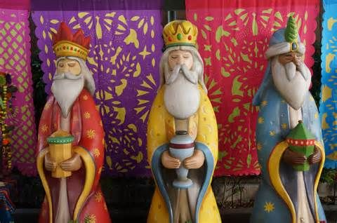"""biblical allusions - three kings day   """"we would get our presents on December 25 instead of Los Reyes, Three kings day""""(cofer 435) This is referring to the Three kings day which is 12 days after Christmas."""