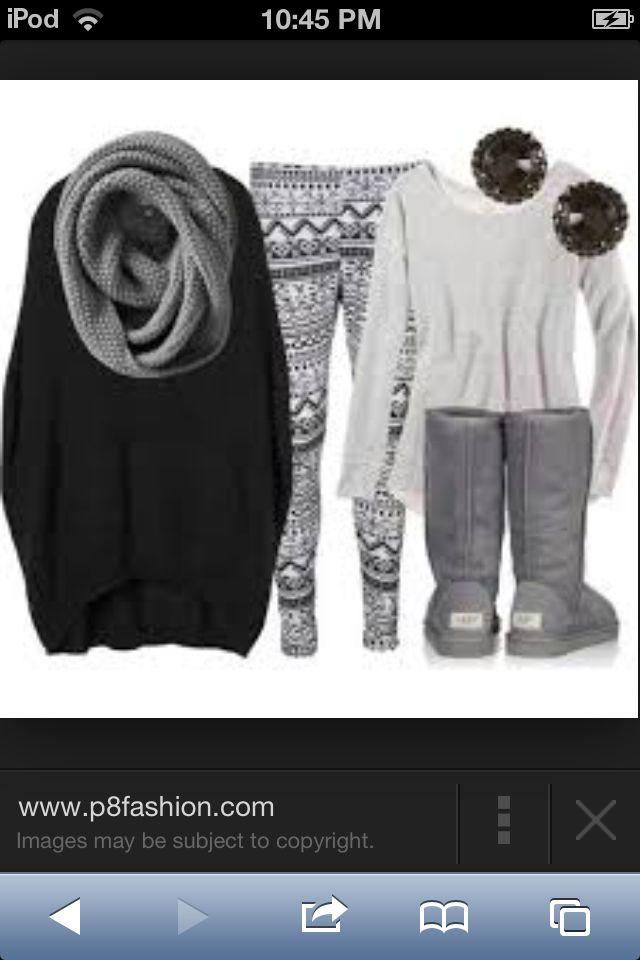 Cute tween winter fashion