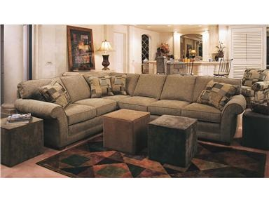 Shop For Smith Brothers Sectional 658 Sectional And