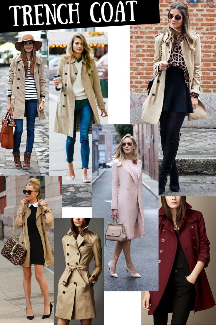 como usar trench coat. looks com trench coat. look inverno. casaco para inverno