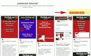 Pinterest Move Pins