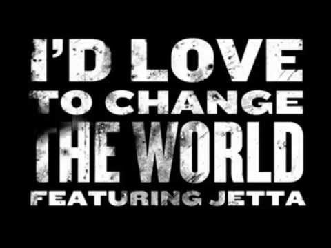 "I'd Love to Change the World (Ten Years After cover) by Jetta (2014) ""But I don't know what to do..."""