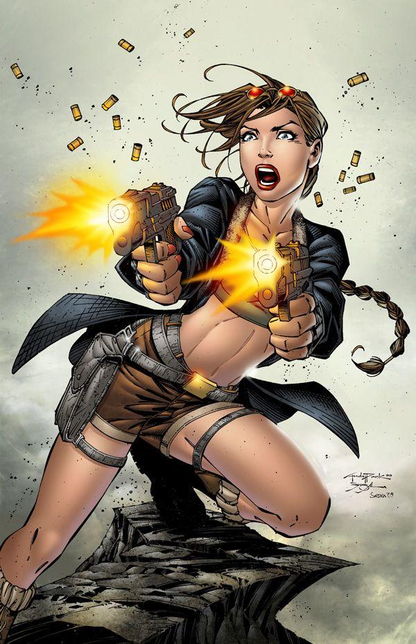 Lara Croft, The Tomb Raider