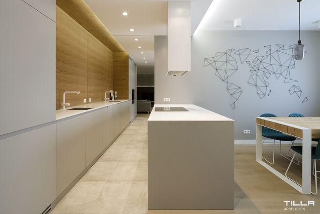 #kitchen #minimal