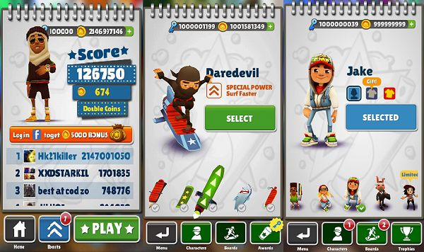 Subway Surfers IPA Mod Cheats For iPhone iPad iOS Free Download  Here's Free Download Subway Surfers mod IPA for iPhone iPad iOS File. No jailbreak is required for this to work on an iPhone or iPad.  As with most modified games or apps that we've seen hit the public domain recently, this version of Subway Surfers offers at least one feature over the original... http://freenetdownload.com/subway-surfers-ipa-mod-cheats-for-iphone-ipad-ios-free-download/