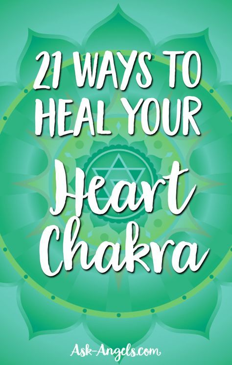Heart chakra healing is vital to your spiritual health. Read my 21 tips on how to unblock and heal your heart chakra with just a few minutes.