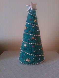 Moje koraliczki i inne drobnostki: Jeszcze świątecznie :)