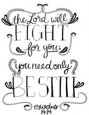 He will fight for you!