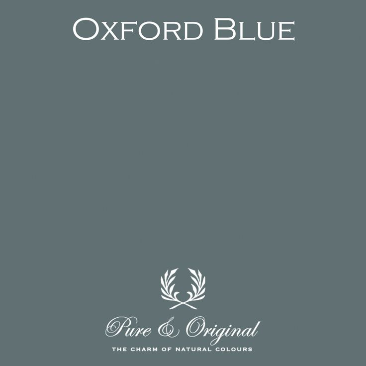 Oxford Blue - Pure & Original - paint