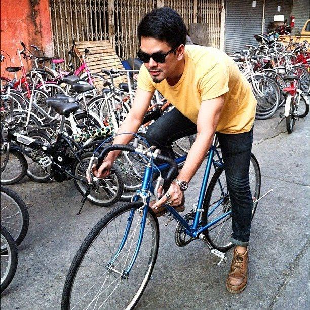 Bangkok Bicycle 2012