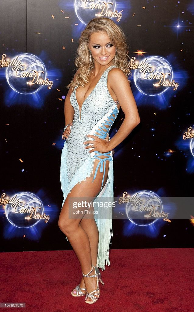 Natalie Lowe During The Launch Show For Strictly Come Dancing At Bbc Television Centre, Wood Lane, White City.