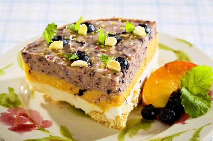 Sernik owocowy #smacznastrona #przepisytesco #sernik #sernikowocowy #owoce #sweet #cake #mniam