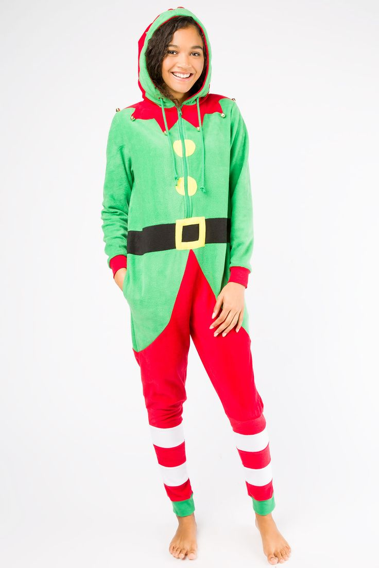 Fleece Elf Onesie