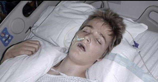 Diagnosticado com morte cerebral, os médicos não acreditaram quando ele acordou e chamou pela mãe