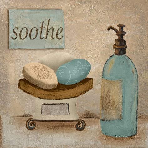 Soothe Prints by Hakimipour-Ritter at AllPosters.com
