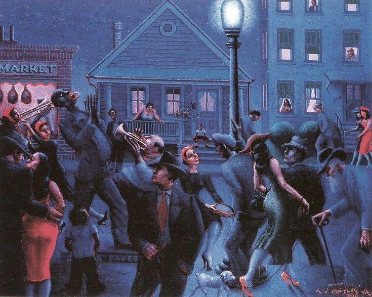 46e. The Harlem Renaissance