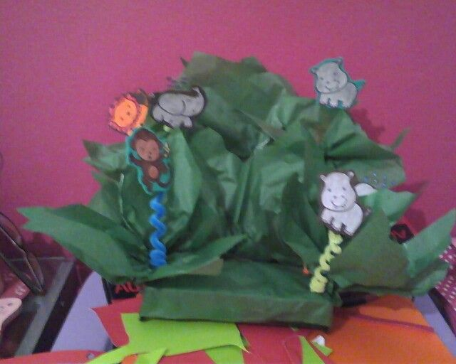 Center piece... by my sister :)