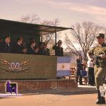 Acto en Tinogasta de Gendarmería Nacional en sus 77° aniversario