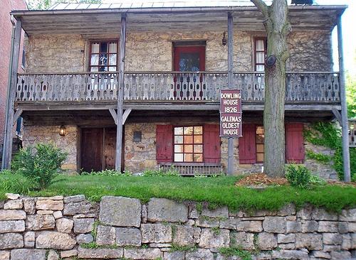 Galena Dowling House Galena Illinois Need A Vacation Galena