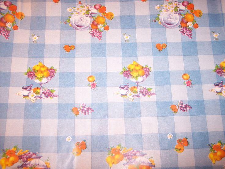 Contact Paper Floral Fruit Flower Basket Shelf Liner 4.5Ft Pre Cut Kitchen