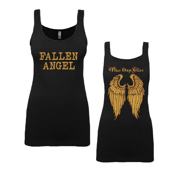 Fallen Angel Women's Tank