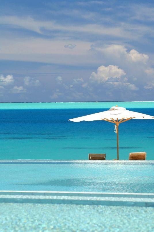 Bora Bora: Fashion Styles, The Ocean, Best Quality, Coastal Styles, Weights Loss Secret, Place, Borabora, Honeymoons Destinations, Infinity Pools