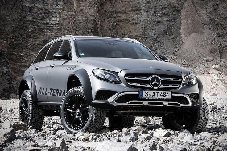 Mercedes-Benz E-Class All Terrain 4x4²