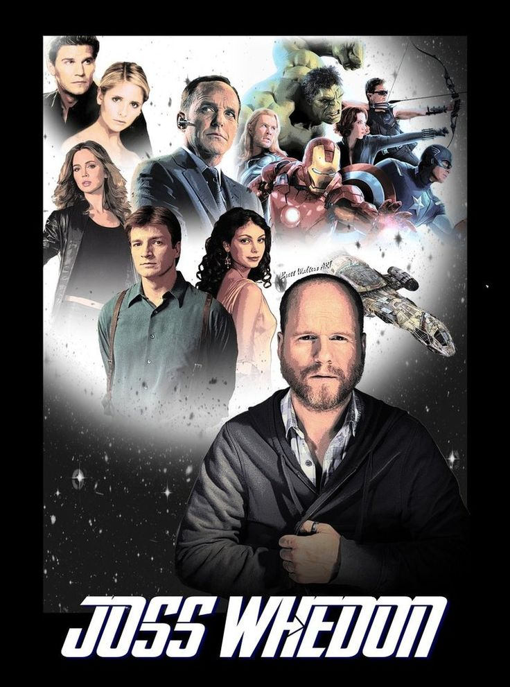New Board Image everyone. If you hate it, I'll change it back. Joss Whedon Whedonverse