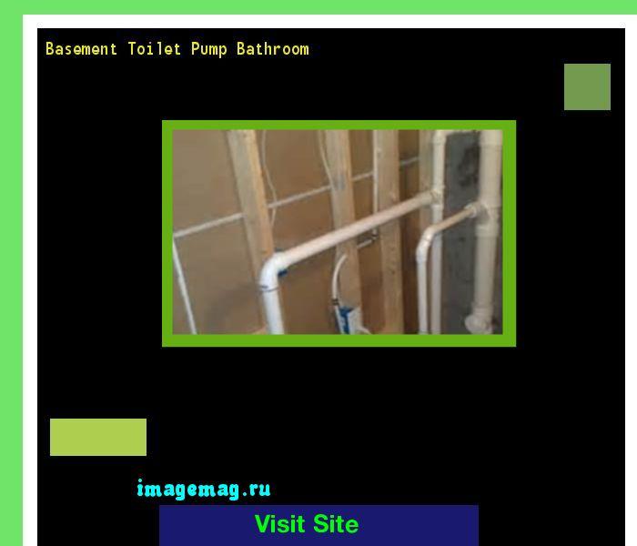 Basement Toilet Pump Bathroom 135352 - The Best Image Search