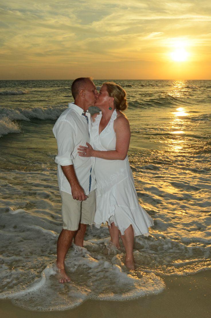 Beach weddings fort walton beach wedding packages sunset beach - Andrew S State Park In Panama City Beach Florida Destination Beach Wedding Photo By Sunset Beach Weddings