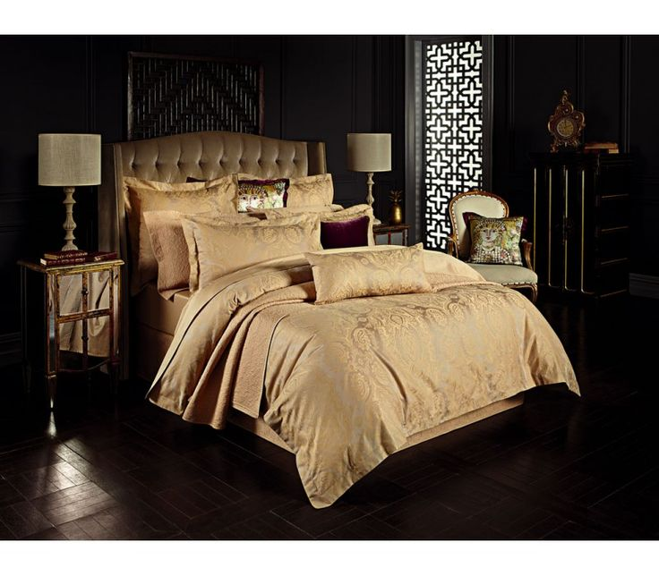 Sheridan Siam Tailored Duvet Cover And Pillow Cases