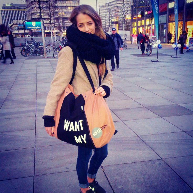 Marta wants her earth back! #sustainability #earthbag #Berlin #eco #fashion #crowdfunding