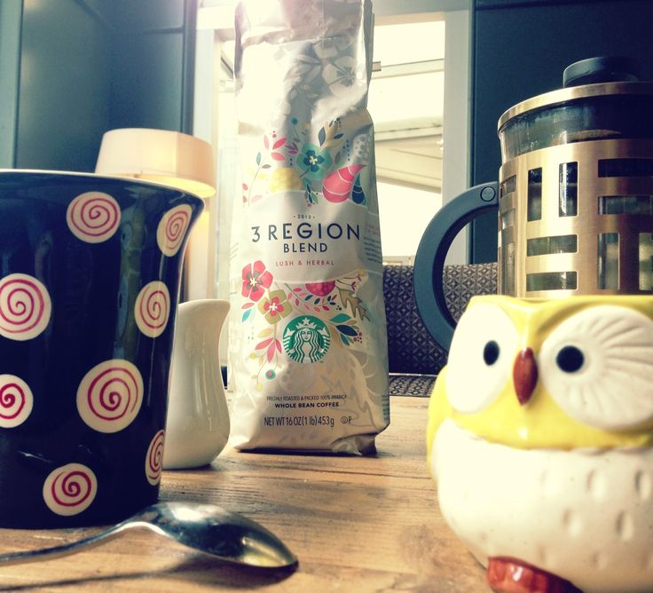 1 press, 2 mugs, 3 Region, 4 minutes. #whooowhoo