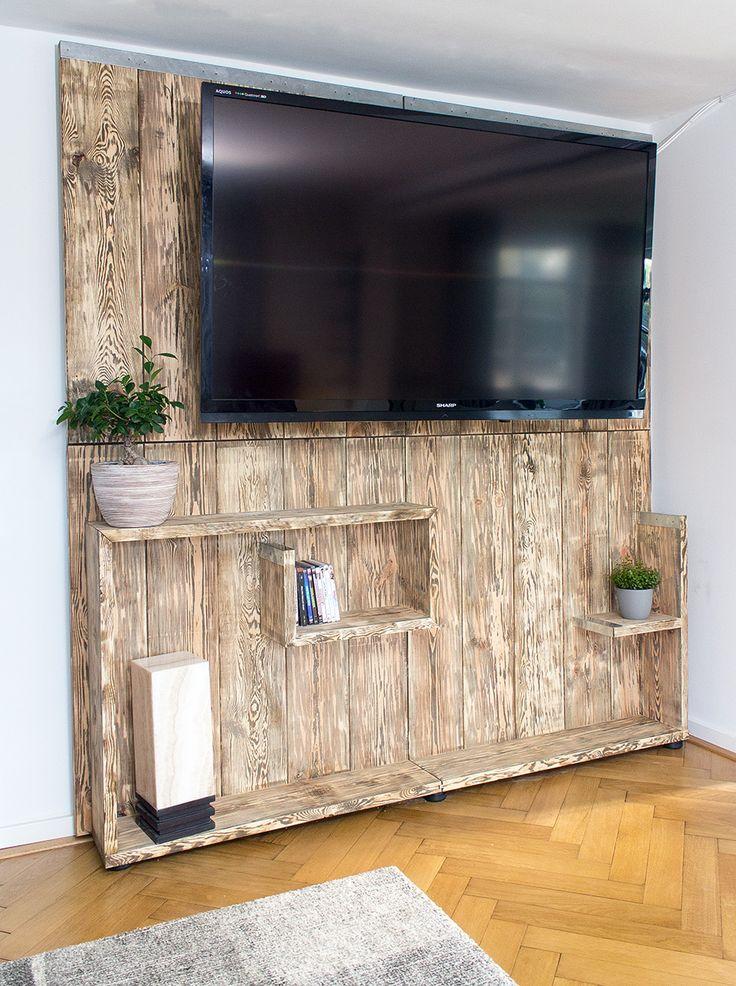 Die besten 25+ Tv möbel rückwand Ideen auf Pinterest Tv wand mit - wohnzimmer fernseher deko