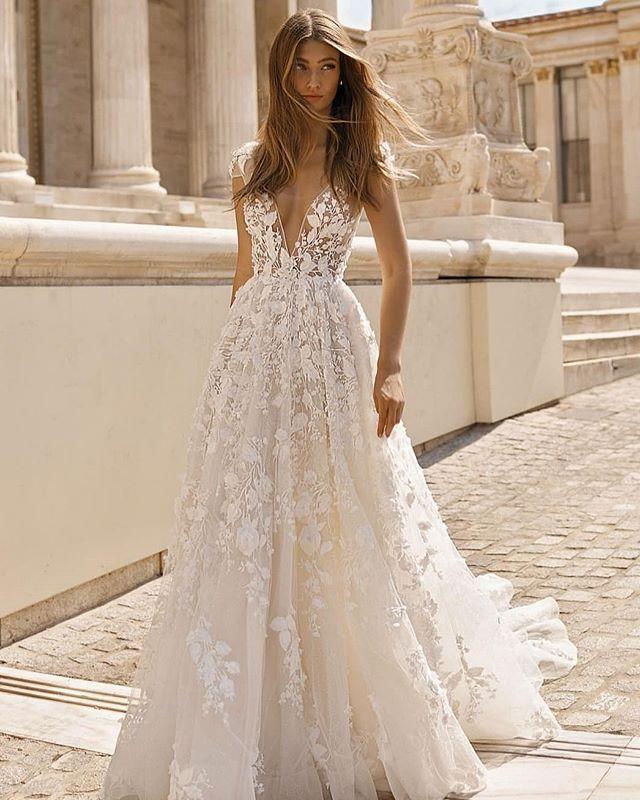 #savethedate! Si quieres un vestido de novia exclusivo y superfemenino no puedes…