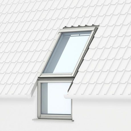 Combining VELUX roof windows - expand your view