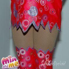Come fare il costume Mia and me, Vestito Mia and me carnevale