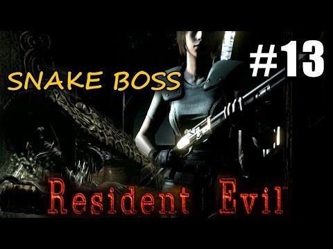 RESIDENT EVIL HD #13 Snake boss 2nd library  Remaster pc let's play gameplay walkthrough Good thing the Snake is kinda slow. The jewelry box puzzle omg what a fumble around horror pieces. Solution = D-Pad. The game that started the survival-horror genre is back! PC widescreen remastered 1080p full HD version of Resident Evil. Mountain climbing - normal difficulty. 2015 HD remake of the 2002 masterpiece remake based on the 1996 original. REDISCOVER EVIL 1998: The special forces division…