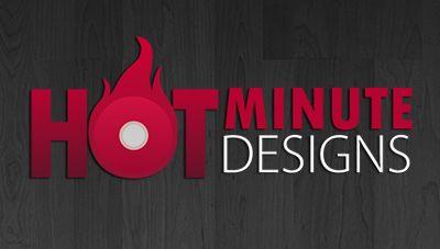 Hot Minute Designs Logo