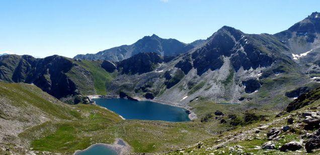 Sentier de la Chénégouga :: Val d'Anniviers :: Tourisme Valais Suisse