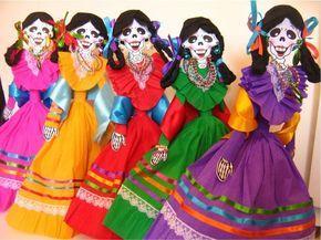 La imagen de la Catrina se está convirtiendo en la imagen mexicana por excelencia sobre la muerte, es cada vez más común verla plasmada como parte de celebraciones de día de muertos a lo largo de todo el país, incluso ha traspasado la imagen bidimensional y se ha convertido en motivo para la creación de