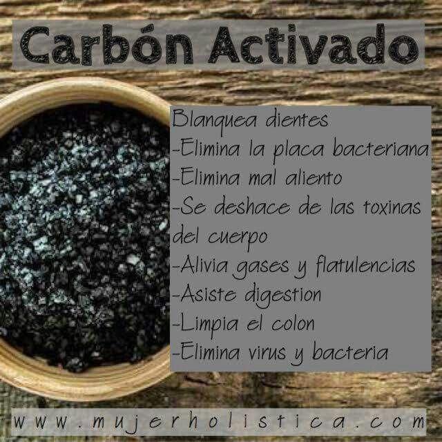 Resultado de imagen para carbon activado de coco