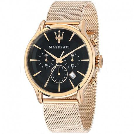 reloj maserati hombre r8873618005 | pinterest | gold