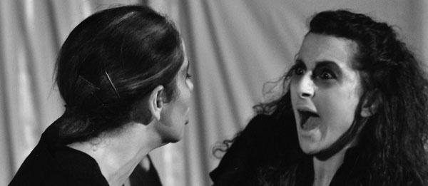 La casa di Bernarda Alba di Federico Garcia Lorca & Il tabacco fa male di Anton Cechov. Adattamento e messa in scena di Vito Signorile