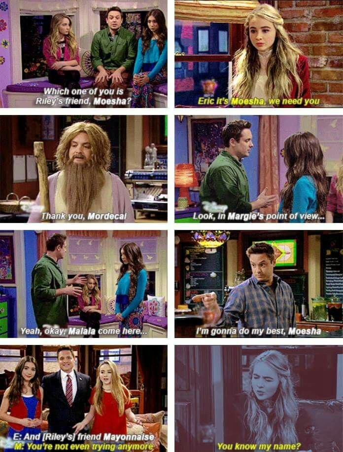 girl meets world cory and topanga scenes Though cory and topanga are life-long soulmates, they did break up for a behind-the-scenes picture from the girl meets world set and it's a.