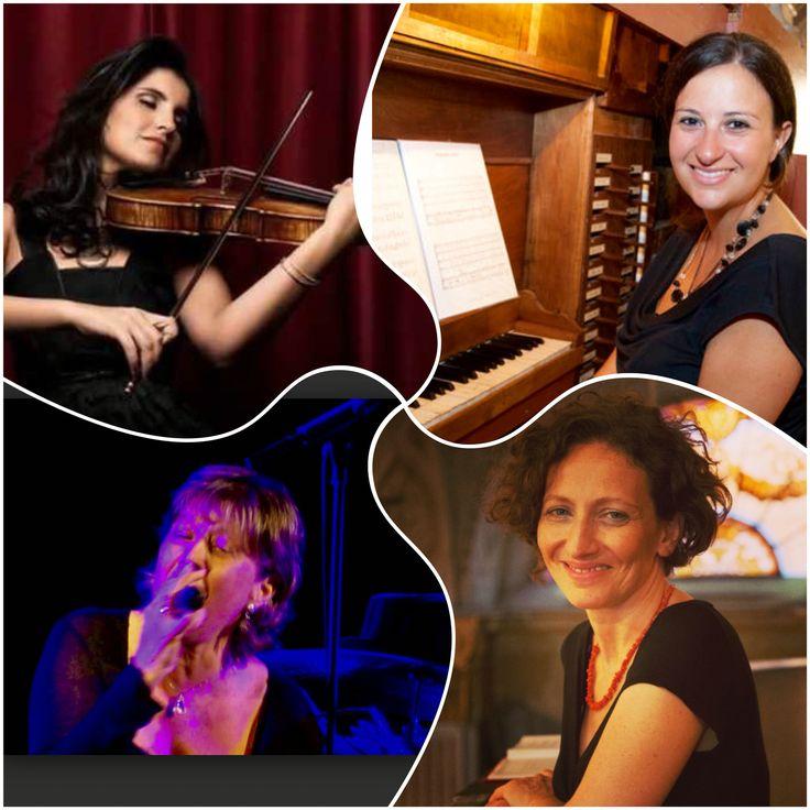 Ecco la nostra nuova violinista Roberta! Benvenuta nel gruppo MusicWedding4!   Welcome to Roberta! Our new violinist!  MusicWedding4!