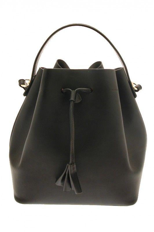 Le sac de Karin noir, une création Céline Lefebure - Céline Lefebure