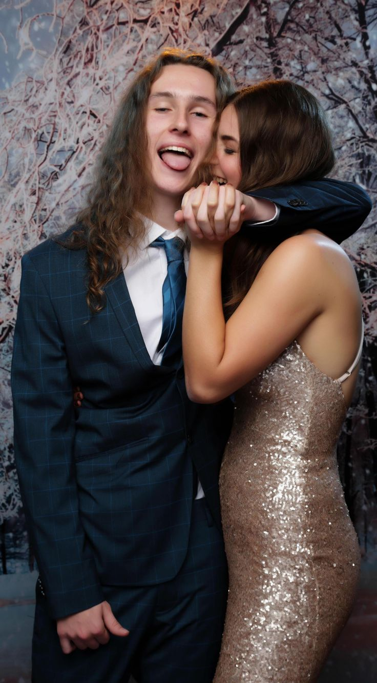 Long Bay College School Ball 2017. Adore this pic!